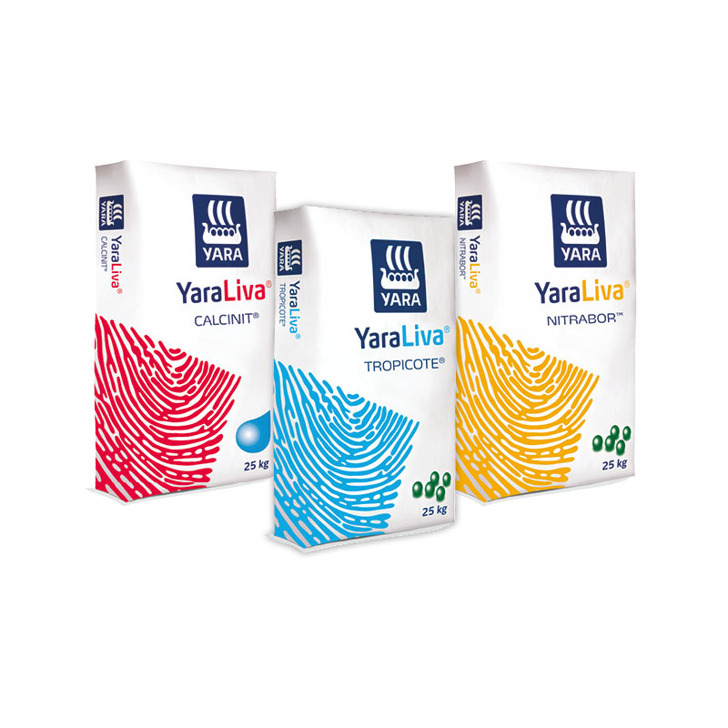 YaraLiva - Calcium nitrate fertilisers